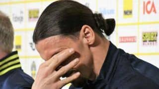 Zlatan Ibrahimovic Breaks Down in Tears: AC Milan Striker Reveals His Son's Reaction on Returning to Sweden National Team