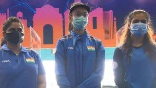 ISSF World Cup: Chinky Yadav Clinches Gold as India Bag All Three Medals in Women's 25m Pistol
