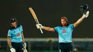 2nd ODI: Ton-up Jonny Bairstow, Ben Stokes' Special Blow Away India as England Register 6-Wicket Win to Level Series 1-1