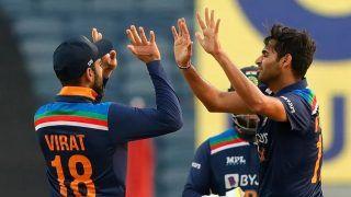 ICC Rankings: Virat Kohli Slips to Fifth Place in T20Is, Bhuvneshwar Kumar Makes Huge Gains in ODI Bowling Charts