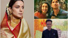 67th National Film Awards 2021 LIVE: Kangana Stuns in a Saree, Manoj Bajpayee Wins For Bhonsle