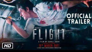 Flight Movie Trailer Release: रिलीज हुआ फिल्म 'फ्लाइट' का ट्रेलर, थ्रिलर और सस्पेंस से भरपूर- See Video