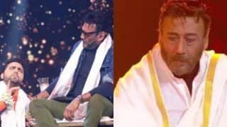 Indian Idol 12: Jackie Shroff Recreates Popular Chunni Babu-Dev Babu's Train Scene From Devdas