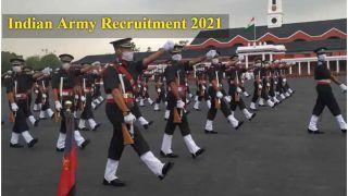 Indian Army Recruitment 2021: 12वीं पास के लिए भारतीय सेना में अप्लाई करने की कल है अंतिम डेट. इस Direct Link से करें आवेदन
