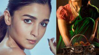 Alia Bhatt First Look from RRR: राजामौली की 'सीता' का फर्स्ट लुक आउट, आलिया भट्ट ने फिर किया हैरान