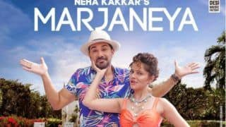 Rubina Dilaik-Abhinav Shukla to Feature Together For The First Time in Music Video 'Marjaneya' by Neha Kakkar, Share Poster