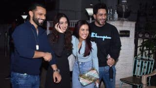 Rahul Vaidya And Aly Goni With Their Love Birds Disha Parmar And Jasmin Bhasin Meet For a Dinner Date in Mumbai –Check Pics