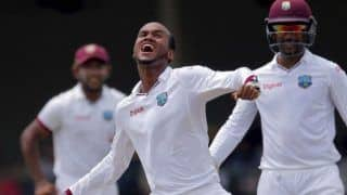 2nd Test: Kraigg Brathwaite Scores Ton as West Indies Stay Ahead