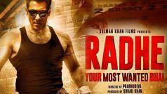 व्हाट्सएप और टेलीग्राम पर पायरेसी की चपेट में आई Salman Khan की 'राधे', FIR दर्ज