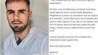 Sara Ali Khan's Make-up Artist Florian Hurel Denies Physical Abuse Allegations, Calls them 'Baseless'