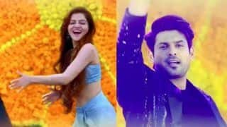 Rubina Dilaik–Sidharth Shukla Flaunt Killer Dance Moves on 'Aa Hi Jaiye, Jeene Ke Hain Chaar' Din at Holi Event, Watch