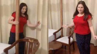 किसे देखते ही सबकुछ छोड़छाड़ बेतहाशा भागीं Sonali Phogat, मोहब्बत देखकर आपको भी प्यार हो जाएगा-Viral Video