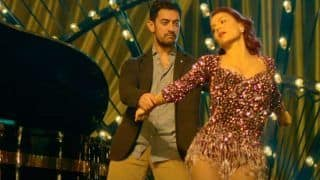 Har Funn Maula Song Out: Aamir Khan - Elli AvrRam Set Screens on Fire With Their Hot Chemistry in Cabaret Song