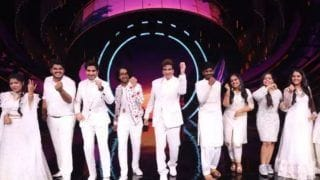 Jeetendra On Indian Idol 12: Neha Kakkar, Vishal Dadlani, Himesh Reshammiya, Aditya Narayan Groove To 'Taki Taki' | WATCH