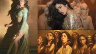 Roohi New Song: Janhvi Kapoor Sets The Dance Floor On Fire With 'Nadiyon Paar'