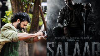 Salaar Releasing Date: प्रभासकी फिल्म 'सलार' इस दिन होगी रिलीज, डार्क शेड में नजर आएंगे'बाहुबली'