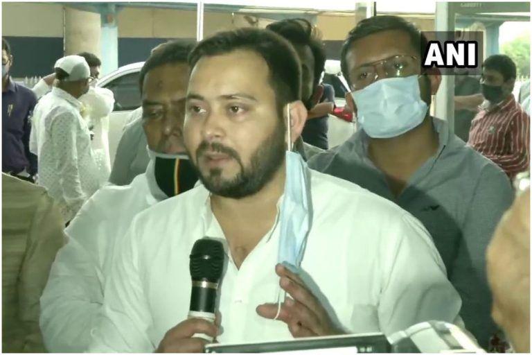 WB Polls 2021: ममता बनर्जी से मिले Tejashwi Yadav, बंगाल चुनाव में TMC के समर्थन का किया ऐलान
