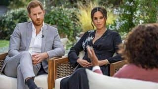 Prince Harry - Meghan's Interview With Oprah Winfrey: How And Where To Watch in India?