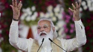 PM Modi Launches Azadi Ka Amrit Mahotsav Celebrations, Flags Off Padyatra in Gujarat