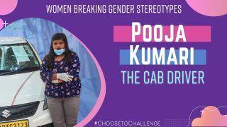 Happy Women's Day 2021: कैब दौड़ाते अच्छे-अच्छों को मात देती हैं पूजा, सुनिए इनके संघर्ष की कहानी