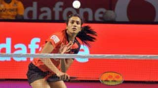 India Shuttler PV Sindhu Enters Swiss Open Final