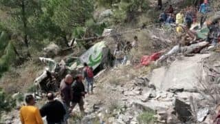 8 Dead And 8 Injured as Bus Falls Into Gorge in Himachal Pradesh's Chamba