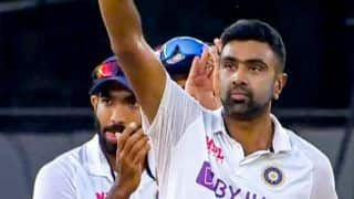 Ashwin Voted ICC Player of The Month of February For Splendid Showvs England