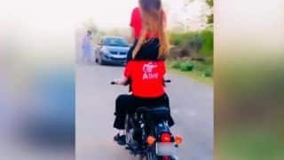 Two Women Fined Rs 28,000 After Insta Video of Performing Bike Stunt Goes Viral