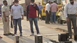 Mansukh Hiren Death Case: Hard Disk, Car Number Plates Found in Mumbai River; Vaze on Site as NIA Probe On