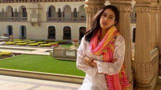 Sara Ali Khan ने किए मंदिर, मस्जिद, चर्च और गुरुद्वारा के दर्शन, सजदा करके कहा 'सर्व धर्म सम भाव'