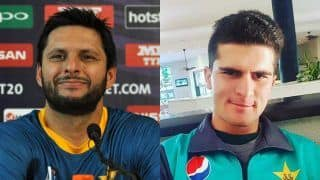 Shahid Afridi Tweets His Daughter Will Get Engaged to Pakistan Fast Bowler Shaheen Afridi