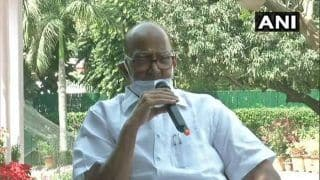 Maharashtra Politics में मचे कोहराम पर शरद पवार का बड़ा बयान-उद्धव सरकार पर कोई संकट नहीं