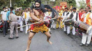 Srinagar to Rameswaram: Photos From Mahashivratri Celebrations Across India