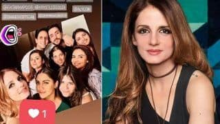 Sussanne Khan Parties With Aly Goni's Brother Arslan Goni Amid Dating Rumours