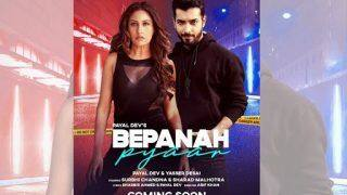 Bapanah Pyaar First Look Out: Surbhi Chandna, Sharad Malhotra Are All Set To Flaunt Their Sizzling Chemistry