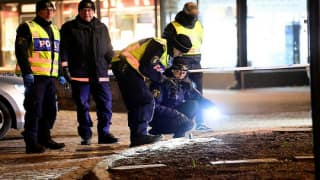 8 Persons Injured in Knife Attack in Sweden, Police Suspect Terrorism