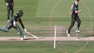 New zealand vs bangladesh 2nd odi jimmy neesham shows his football skills to run out tamim iqbal watch this video 4511305