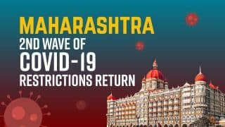 Maharashtra Issues Fresh SOPs And Partial Restrictions Amid Rising Covid 19 Cases | Watch Video