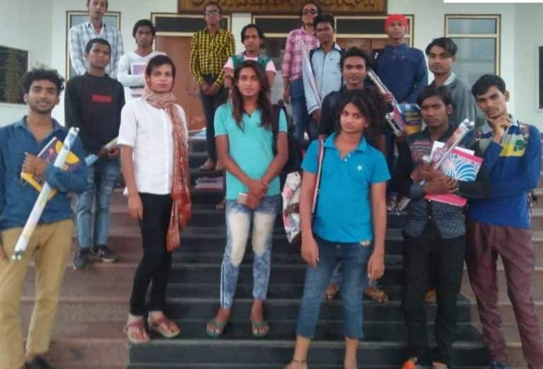 Good News! 13 Transgenders Get Recruited as Constables in Chhattisgarh Police Department