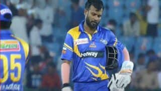 Road safety world series t20 2020 21 bangladesh legends vs sri lanka legends upul tharanga not out on 99 highest scores by a batsman in road safety world series 4483271