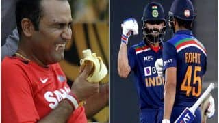 India vs england 5th t20i virender sehwag shares pic comparing virat kohli rohit sharma to dahi jalebi 4507180