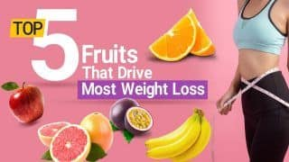Latest Weight Loss Guide: Consuming these 5 Fruits Will Help You Lose Weight | Diet Tips