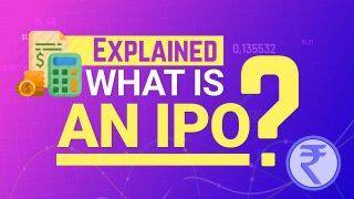 Explained : What is an IPO, Why do Companies Float an IPO | Watch Video