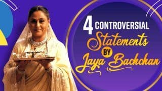 Jaya Bachchan's 4 Controversial Statements That Made Headlines