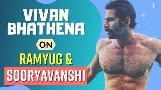 Ramyug: Vivan Bhathenaon Playing Lord Hanuman in Kunal Kohli's Web Series - Watch