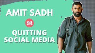 'ब्रीद' एक्टर Amit Sadh पर 'कोरोना' का गहरा असर, एक्टर ने छोड़ा सोशल मीडिया....जानें आखिर क्या है कारण- Interview