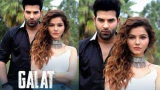 Galat Out Now: Rubina Dilaik, Paras Chhabra Portray Tale of Love And Betrayal, Fans Call It 'Superhit'