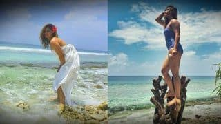 Arti Singh Oozes Oomph in Blue Monokini in Throwback Maldives Pictures, Fans Are Left Smitten