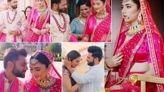 Rahul Vaidya, Disha Parmar New Song Madhanya Out: Couple Lives Their Wedding Before The Actual One