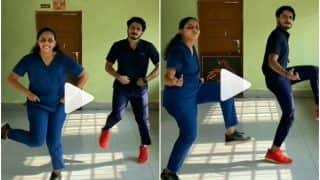 Viral Dance Video of Kerala Medical Students Delights The Internet, Don't Miss The Eyebrow Trick at The End | Watch